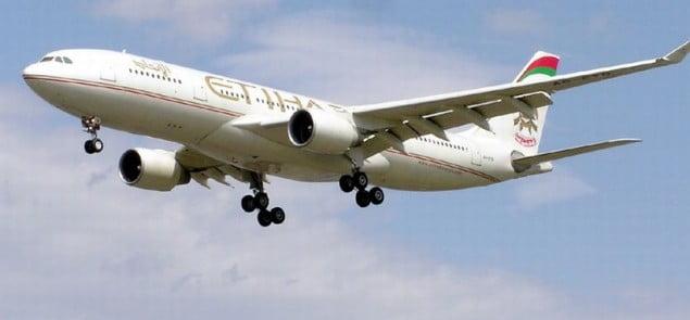 Eithad Airways