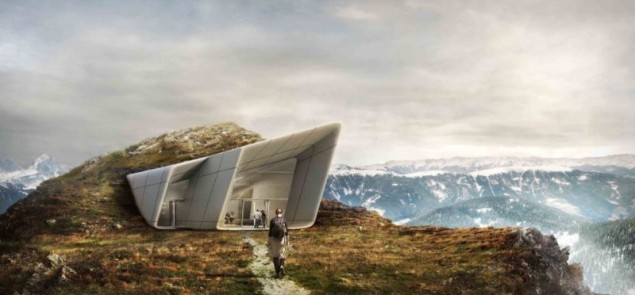 Messner Mauntain Museum