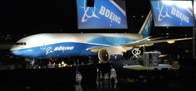 Nowy Boeing 777 Freighter. Fot. Boeing.com