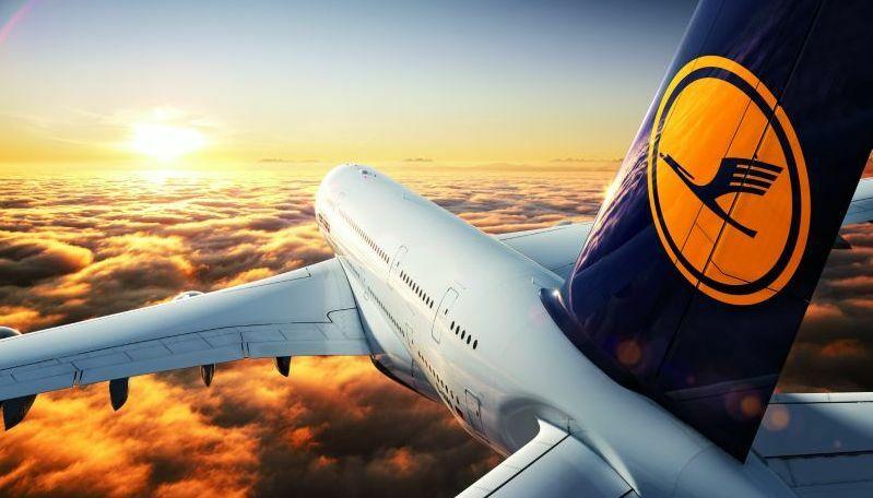 Lufthansa-samolot