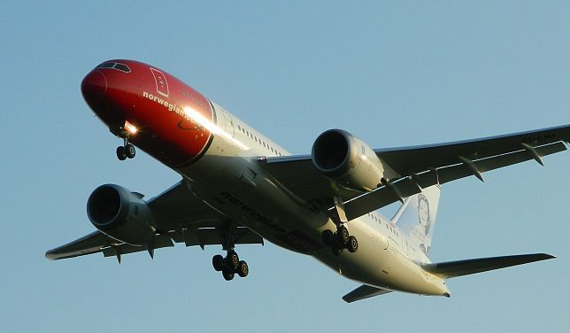 Norwegian - Boeing 787 - Wikipedia