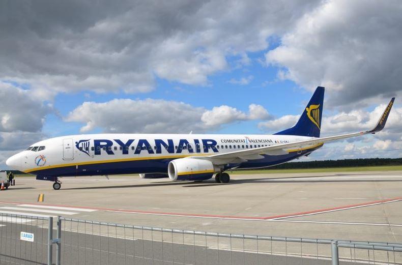Ryanair modlin