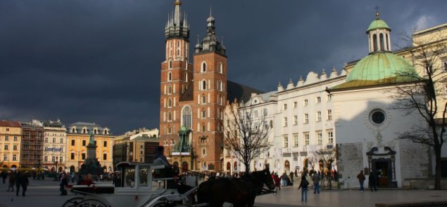 Kraków. Fot. Ludwig Schneider, Wikimedia Commons, Lic. 3.0
