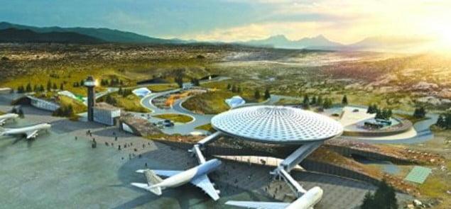 Najwyżej położony na świecie port lotniczy Daocheng