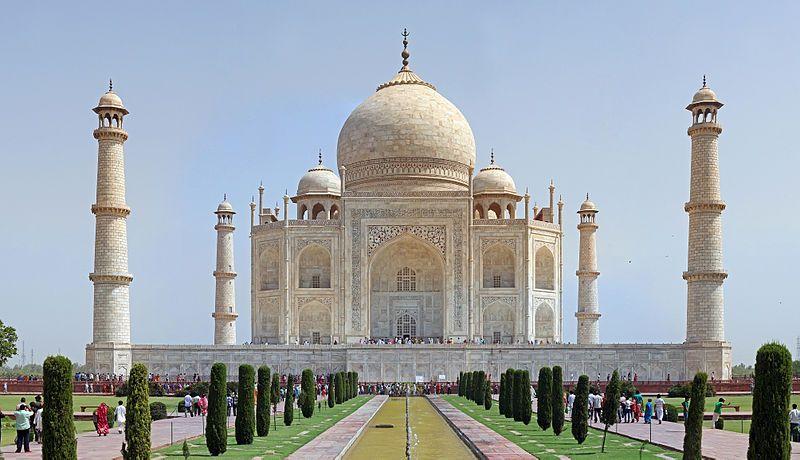 Taj Mahal. Fot. Wikimedia/Muhammad Mahdi Karim, LIC GNU1.2