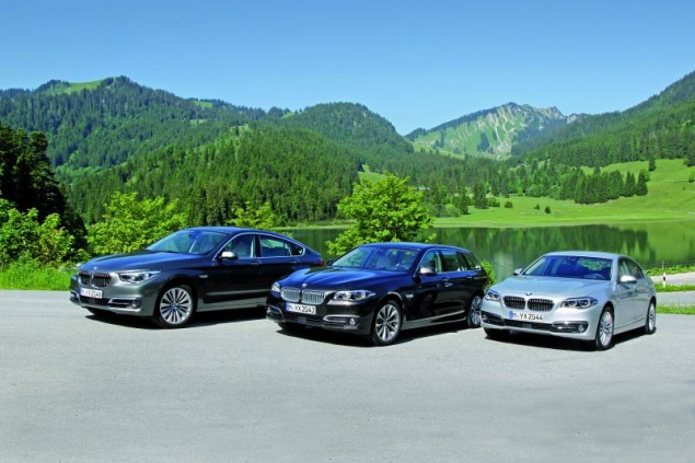 BMW 5 Groups