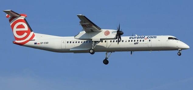 Eurolot Bombardier Q400 - Wikipedia
