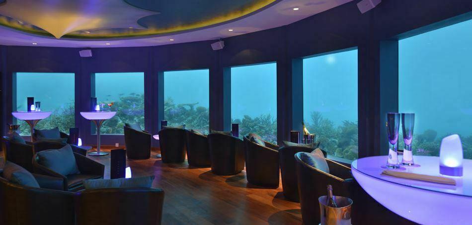 Hotel Niyama restauracja