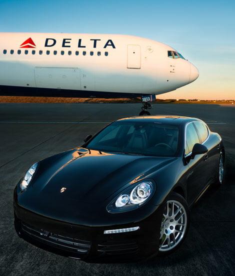 Porsche Delta