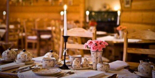 hotel belvedere kuchnia