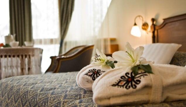 hotel belvedere pokoj