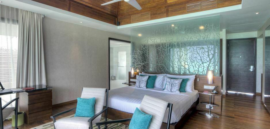 hotel niyama pokój