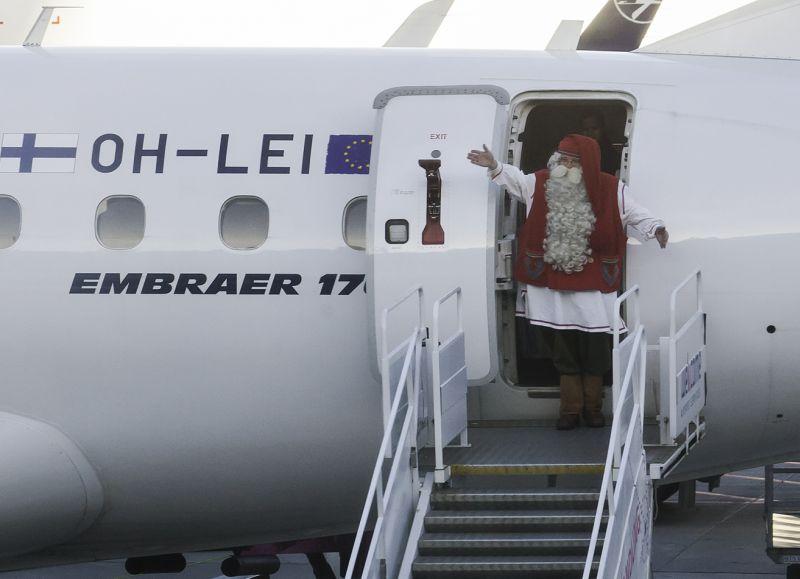 Święty Mikołaj z Rovaniemi