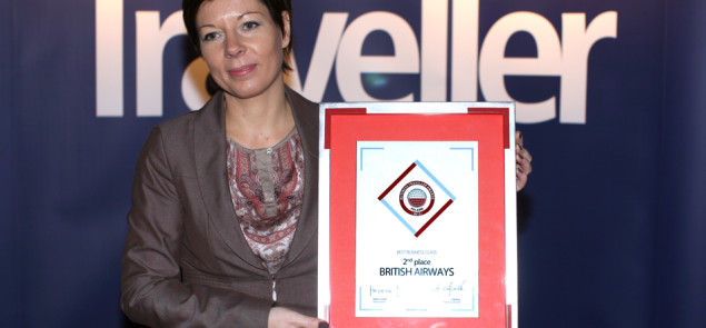 Marta Orlof, British Airways