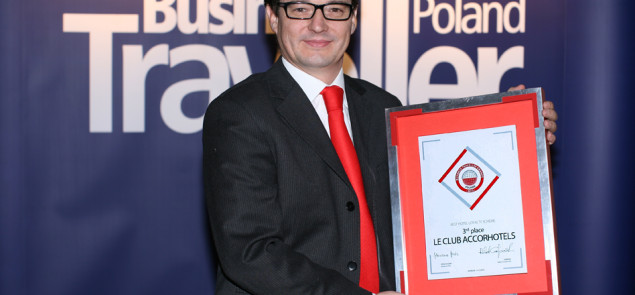 David Henry, Sales Director for Poland, Orbis-Accor