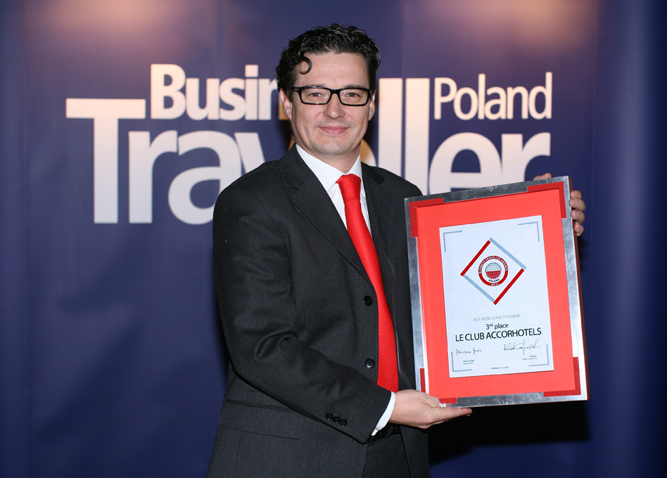 David Henry, Sales Director for Poland, Orbis-Accor