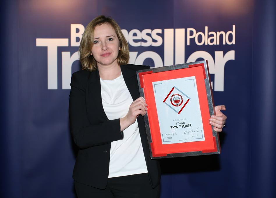 Katarzyna Gospodarek, BMW Polska