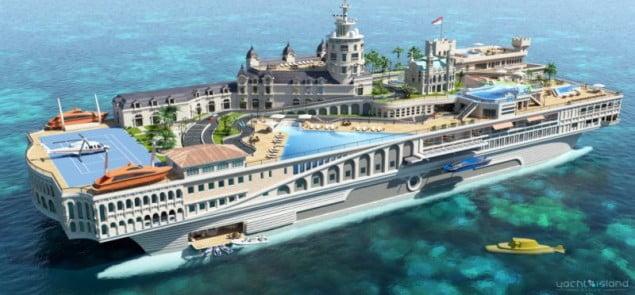 Jacht Monaco
