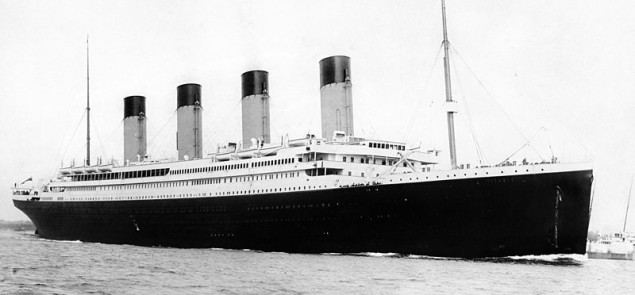 Titanic - Wikipedia