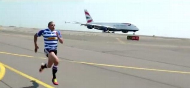 Wyścig z Airbusem