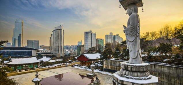 Obecnie Seul jest piątym miastem na świecie pod względem liczby organizowanych konferencji i wydarzeń o skali międzynarodowej. Aż 40 hoteli posiada godne polecenia centra konferencyjne, są też trzy wielkie centra kongresowe. Fot. Fotolia.com