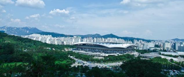 Stadion w Seulu. Fot. Fotolia.com