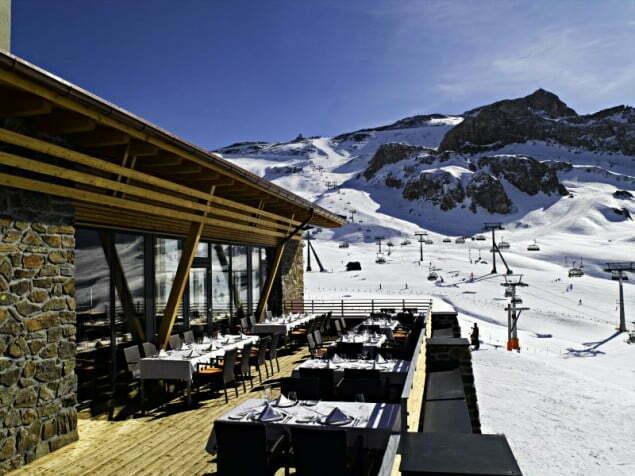 VIP Mountain Club w Ischgl