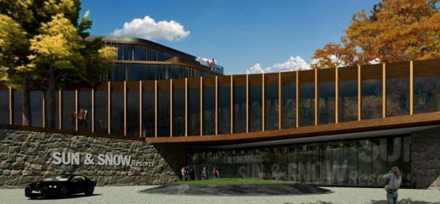 HOTEL Sun & Snow Resorts - Szklarska Poręba
