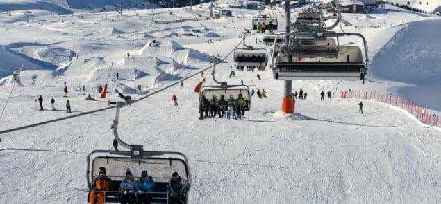 Austriackie Ischgl to dobra oferta na sportowo-zabawowy wyjazd. Fot. Ischgl Tourismus
