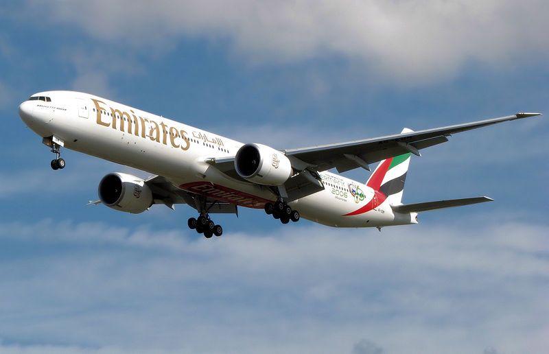 Boeing 777-300ER - Wikipedia