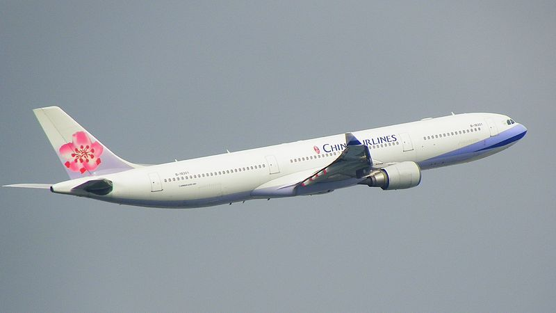 Chinese Airlines A330-300 - Wikipedia