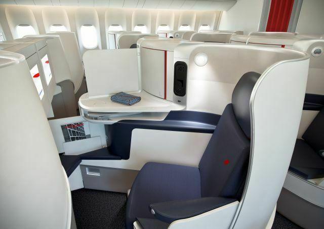 Nowa klasa biznes w samolotach Air France