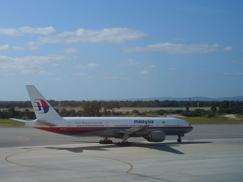 Malaysia Airlines Boeing 777 - Wikipedia