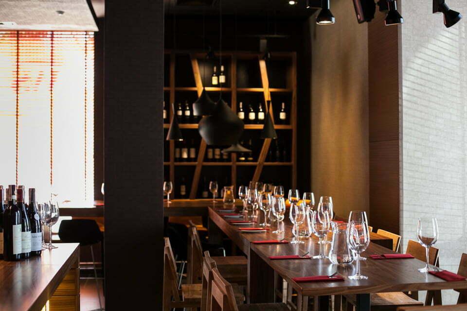 Restauracja Winestone w Hotelu Mercure Grand w Warszawie