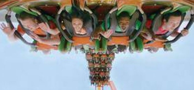 Six Flags - Dubaj