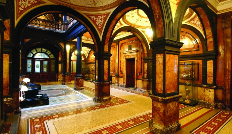 "Glasgow City Chambers to absolutne ""must see"""