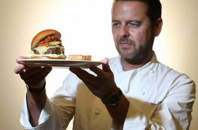 British Airways - chef - Mark Tazzioli