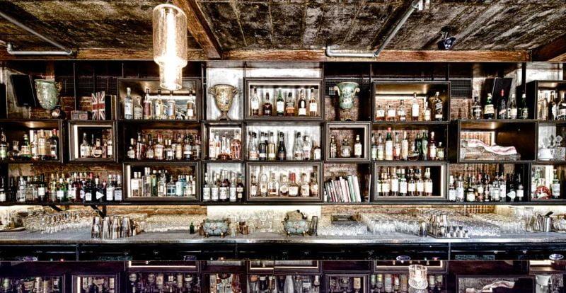Janes and Hooch to jeden z najlepszych i najciekawszych cocktail-barów w Pekinie.