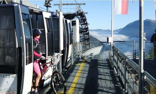670 kilometrów - tyle możemy przejechać w rowerowym 15-etapowym safari w austriackim Tyrolu