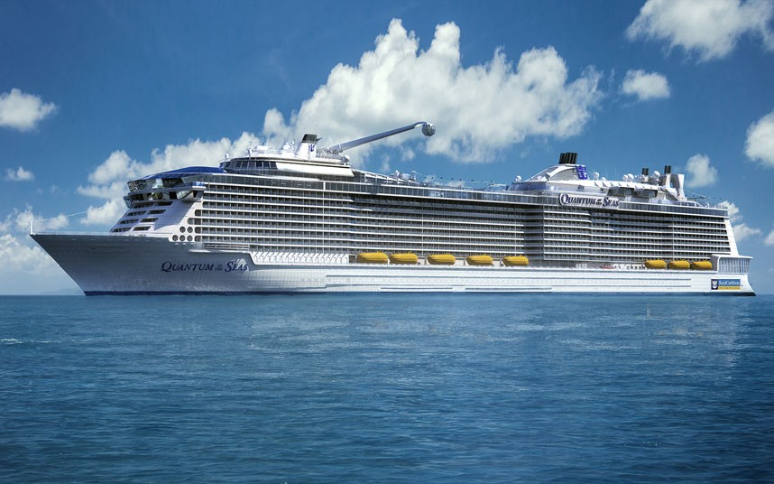 Statek Quantum of the Seas