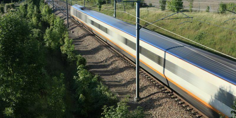 Pociąg Eurostar. Fot. fotolia.com