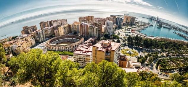Malaga. Fot. Fotolia.com