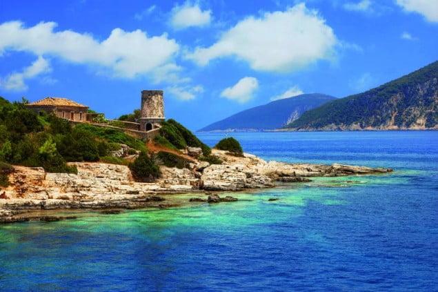 morze jońskie 2 grecja
