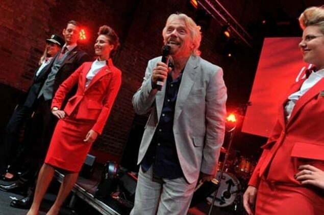 Virgin Atlantic Airways - uniformy