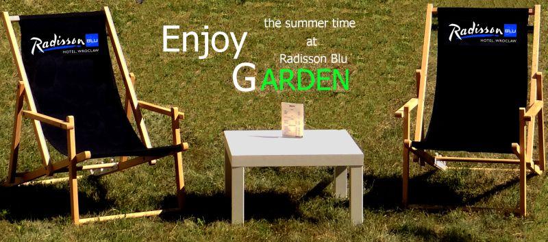 garden radissson