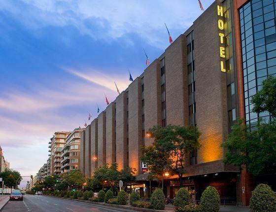 Przejęty przez Accor hotel Convencion w Madrycie