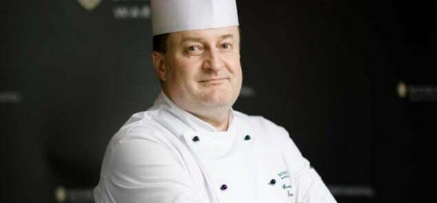 Mariusz Jeznach, nowy szef Kuchni w Intercontinental Warszawa