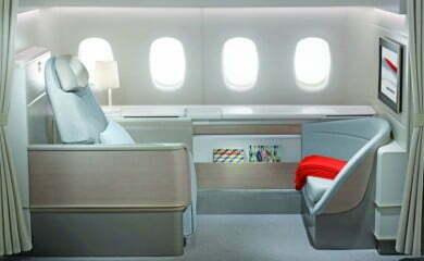 Nowa klasa First w Air France