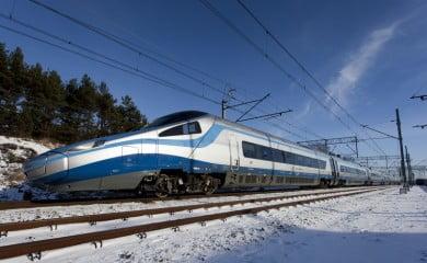 Pociąg Pendolino. Fot. Intercity