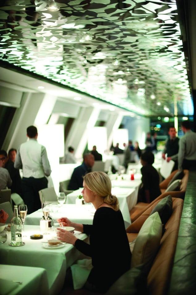Restauracja Angler w Londynie
